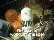 Fairy Liquid AS TVC 1977