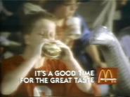 McDonald's URA TVC - Field Trip - 12-21-1987 - 2