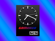 NCN network clock 1995 (Einmar Gamehub)