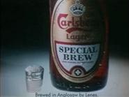 Carlsberg Special Brew AS TVC 1981