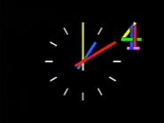Channel 4 clock 1982