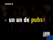Canal Plus promo - Un An de Pubs - 2007