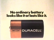 Duracell AS TVC 1981