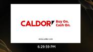 EBC clock - Caldor - 2017