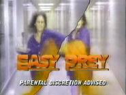 EBC promo - Easy Prey - 10-26-1986