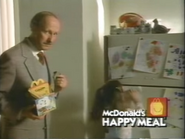 McDonald's Crayola Happy Meal TVC - 3-25-1987 - 2