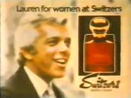Switzers AS TVC 1980