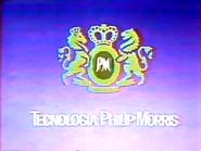 Tecnologia Philip Morris PS TVC 1984