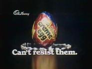 Cadbury's Creme Egg AS TVC 1982