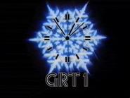 GRT1 Christmas clock 1983 1