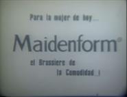 Maidenform 1972