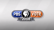 PBS system cue - 2008 Election