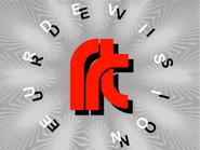 RRT Eurdevision 1980s open red logo