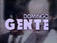 Sigma Domingo Gente promo 1976 1