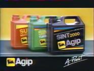 Agip RLN TVC 1990