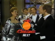 EBC pre-promo ID - An EBC Christmas - 1987