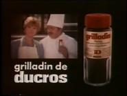 Grilladin TVC 1981