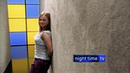 Slennish Nighttime TV Tina O'Brien 2003 ID