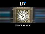 ITV World slide - News at Ten - 1989