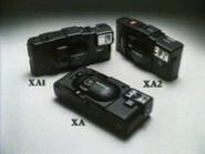 Olympus XA AS TVC 1983