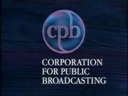 PBS sponsor billboard - CPB - 1991