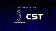 CST 2018 FFAI World Cup ident