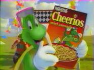 Nestle Cheerios Miel Amandes RL TVC 1995