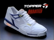 Topper Dynatech PS TVC 1991
