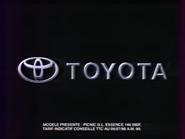 Toyota RL TVC 1998