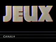Canal Plus bumper - Jeux - 1984
