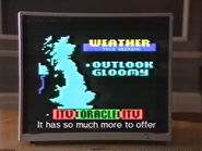 ITV Oracle AS TVC 1985 2