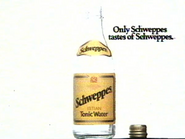 Schweppes Tonic Water AS TVC 1980
