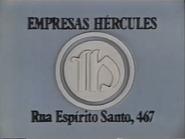 Empresas Hercules PS TVC 1988