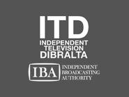 ITD startup slide 1972
