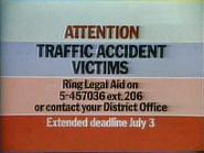 Legal Aid GH Traffic Accident TVC 1985