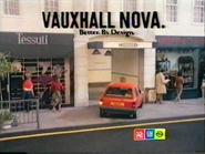 Vauxhall Nova AS TVC 1985