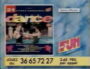 Dance Club RLN TVC 1991 A