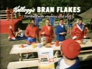 Kelloggs Bran Flakes AS TVC 1985