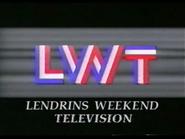 LWT ITV 1989 ID Start