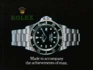 Rolex GH TVC 1986