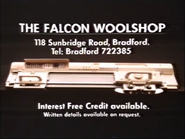 The Falcon Woolshop AS TVC 1985