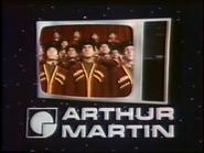 Arthur Martin TV sets TVC 1981