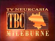 TV Neurcasia TBC Mileburne ID 1989