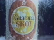 Guarana Skol PS TVC 1985