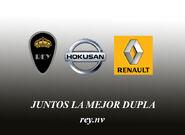 Renault hokusan rey comercial