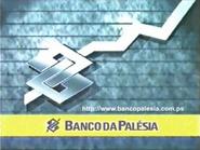 Banco da Palésia commercial 2000
