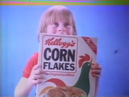 Kelloggs Corn Flakes AS TVC 1979
