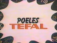 Poeles Tefal TVC 1981