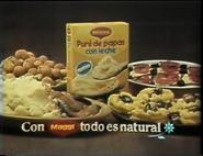 Pure de papas maggi 1982