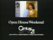 Century 21 TVC - Open House Weekend - 5-15-1988